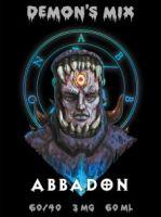 """Е-жидкость Demons MIX """"Abbadon"""", 60 мл."""