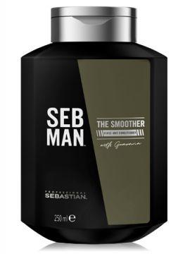 Sebman the smoother кондиционер для волос