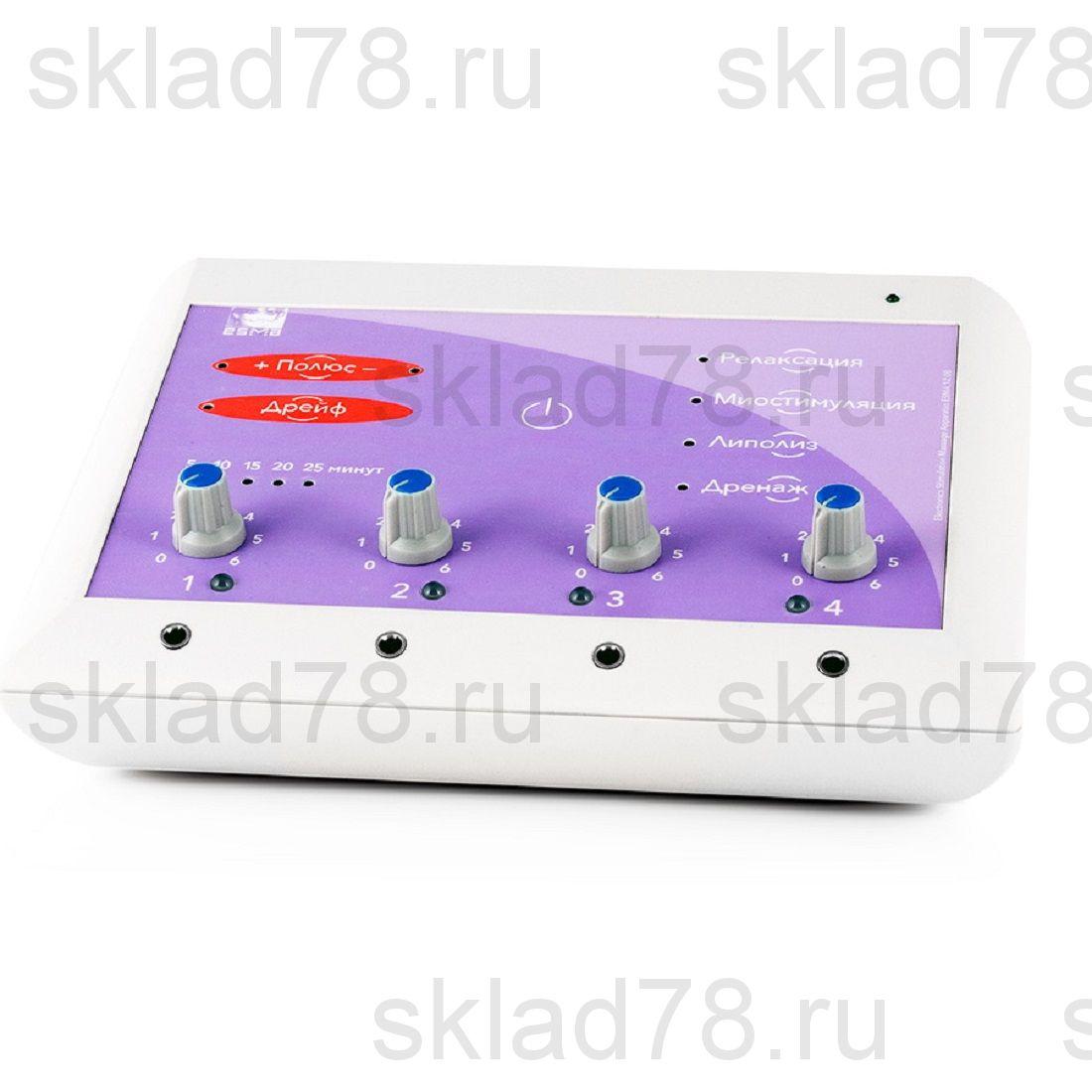 Миостимулятор ESMA 12.08 модель АССОЛЬ