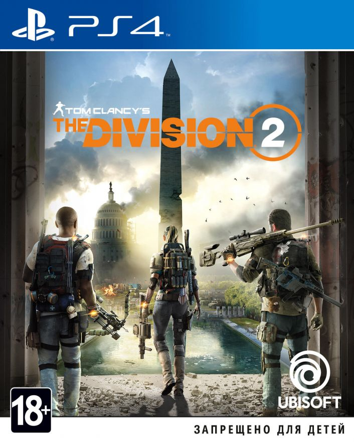 Игра Tom Clancy's The Division 2 (PS4)