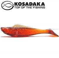 Мягкие приманки Kosdaka Dodger 75 мм / упаковка 8 шт / цвет: MOS