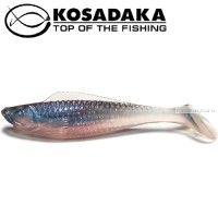 Мягкие приманки Kosdaka Dodger 75 мм / упаковка 8 шт / цвет: TRS