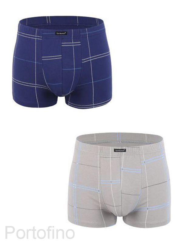 GS-7752 Мужские трусы-шорты Gentlemen