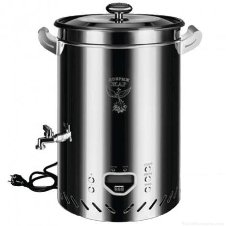 Автоматическая пивоварня Добрый Жар Прага 35 литров