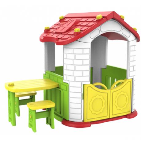 Игровой домик со столиком Toy Monarch CHD-804
