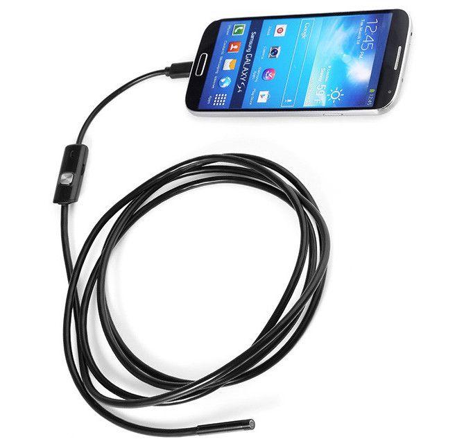 Эндоскоп для Android и ПК,  Длина провода 1 метр