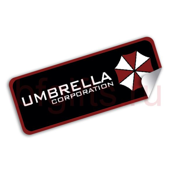Наклейка UMBRELLA CO.