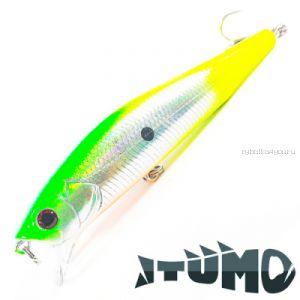 Воблер Itumo Dron 95F 95 мм / 12,6 гр / Заглубление: 0 - 0,3 м / цвет: 26