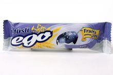 Батончики мюсли  слива в йогурте Ego, 25 г