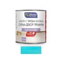Сигма-Декор Премиум, аквамарин, 0.5 л