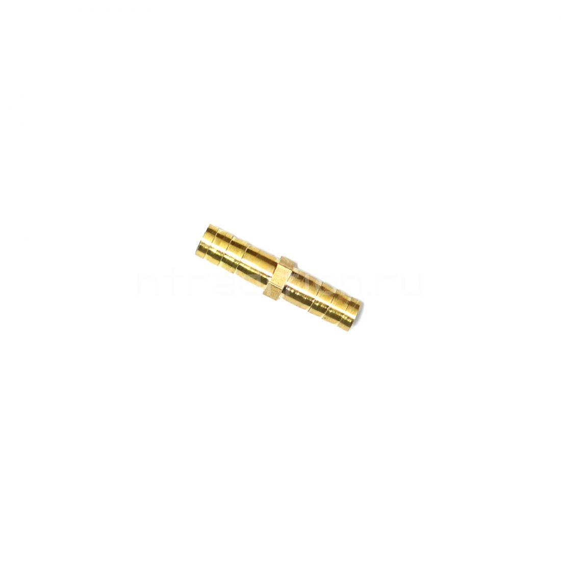 Штуцер-соединитель прямой, 8-8 мм