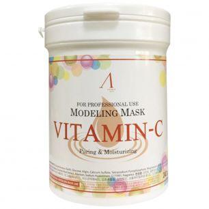 """""""АН"""" Vitamin-C Modeling Mask  / container  Маска альгинатная с витамином С (банка) 240гр"""