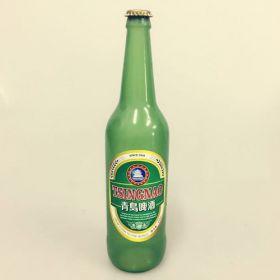 Исчезновение Пивной бутылки - Vanishing Beer Bottles (зелёная)
