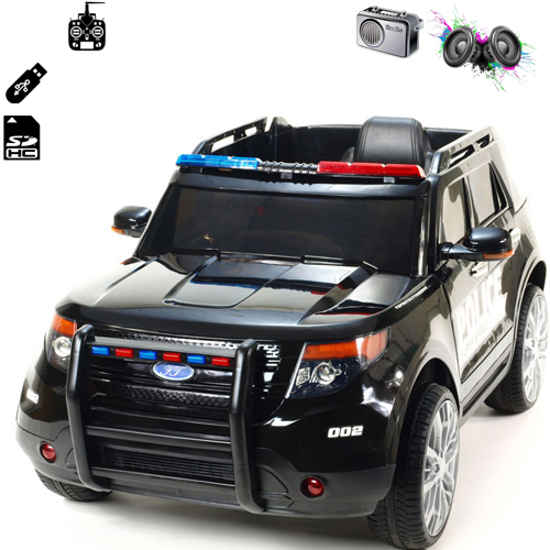 Электромобиль Ford Explorer Police