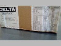 Багажник на крышу Skoda Octavia Tour, Delta, крыловидные дуги