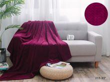Плед велсофт Royal  plush 2-спальный 180*200  Арт.180/018-RP