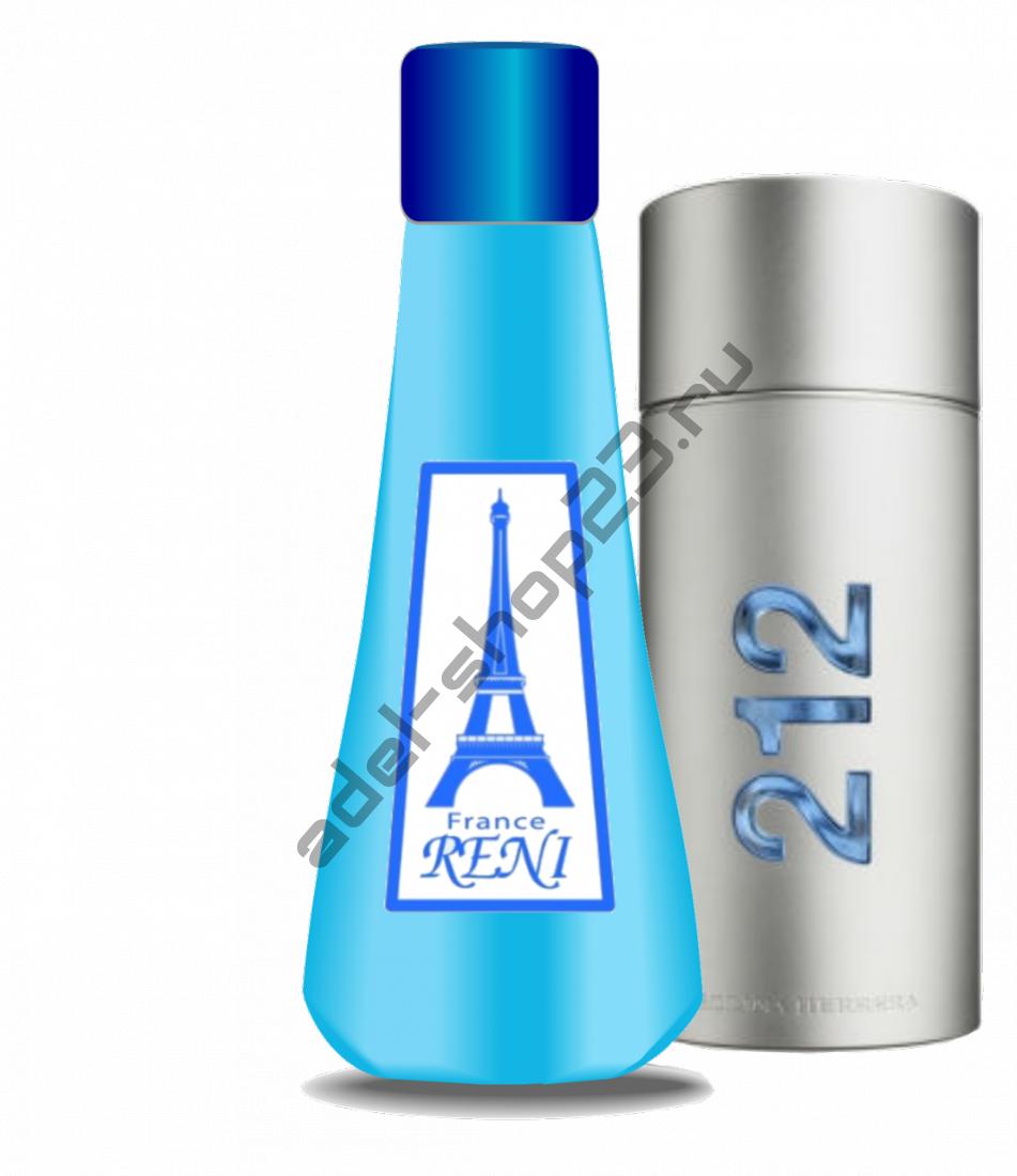 RENI 262 - Аромат направления 212 MEN