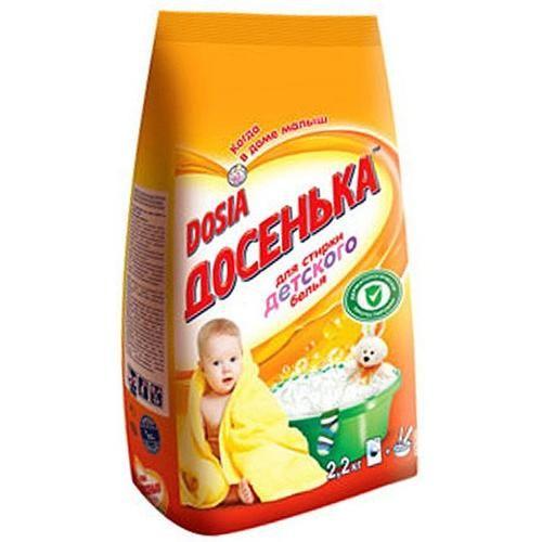 Стир. порошок Дося 2,2кг Досенька детский фн