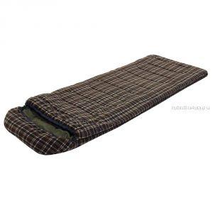 Спальный мешок Prival Робинзон /одеяло с капюшоном, размер 220х80 см, t - 10 +10С