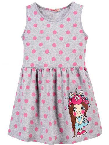 Платье для девочки Bonito 3-7 лет BK1172P3