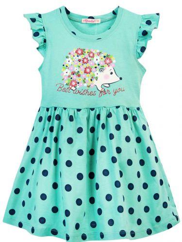 Платье для девочки 3-7 лет Bonito BK1168P2
