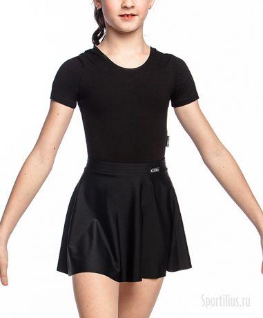 черная юбка для гимнастики
