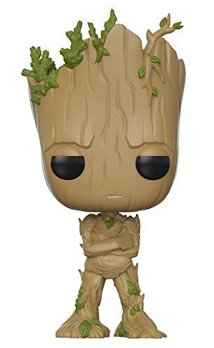 Фигурка Funko POP! Bobble: Marvel: Guardians O/T Galaxy 2: Teenage Groot (Exc) 12772