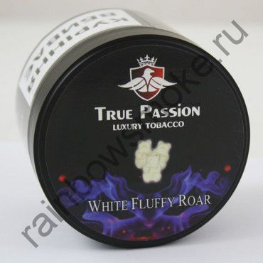 True Passion 200 гр - White Fluffy Roar (Белый Мармелад)