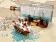 Конструктор Lari Идея Корабль в бутылке 11050 (21313) 962 дет