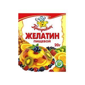 Желатин пищевой 20г 5 поваров