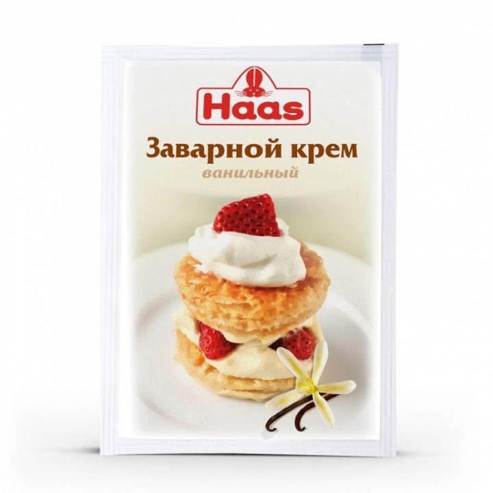 Крем заварной ванильный 0,1 г Haas