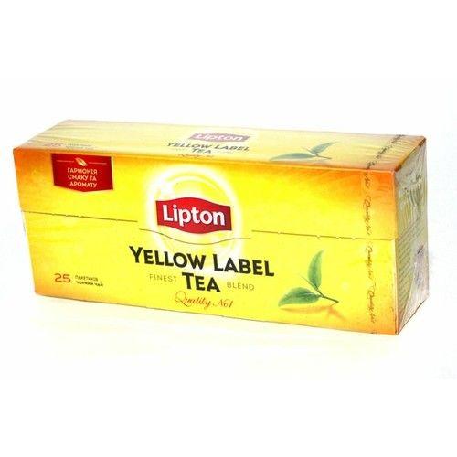 Чай Липтон черный 25пак.*2г
