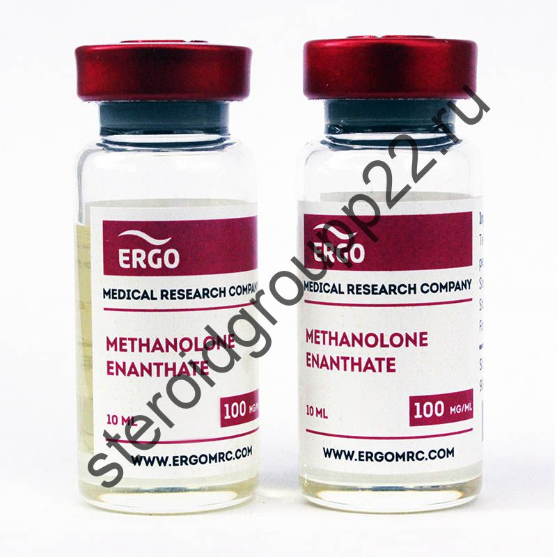 METHANOLONE ENANTHATE (ERGO). 1 флакон * 10 мл.