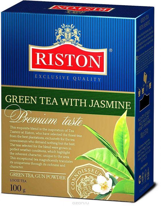 Чай Ристон Зелёный 100г