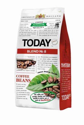 Кофе Today Blend №8 зерно 200г