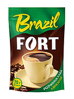 Кофе Fort Brazil раств. м/п 70г