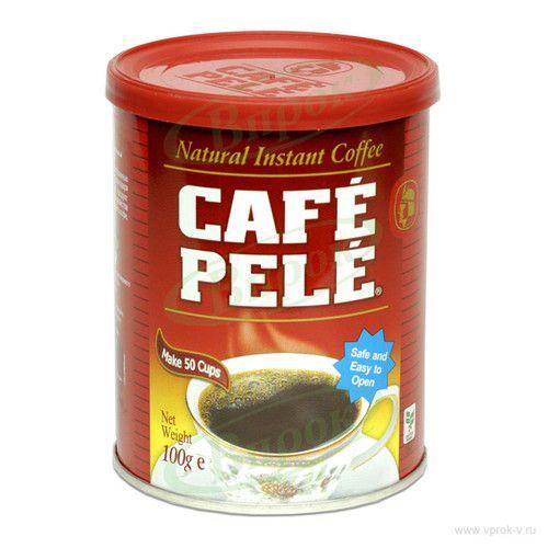 Кофе Пеле ж/б 100г Бразилия