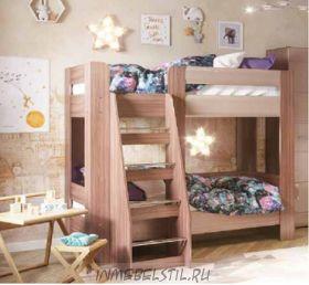 Кровать 2хярусная Симба 4 (новинка)