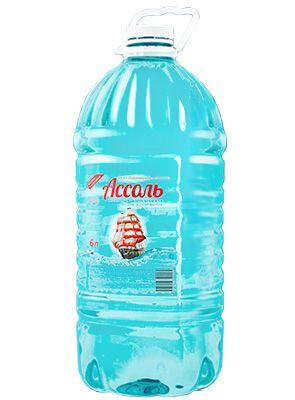Вода пит. Ассоль 6л Карачинский источник