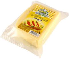 Сыр Сливочный 52% фас. 220г Белебей