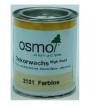 Прозрачная краска на основе масел и воска для внутренних работ Osmo Dekorwachs Transparent 3101 Бесцветное 0,125л