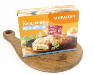 Котлеты по-киевски Мираторг 405 гр
