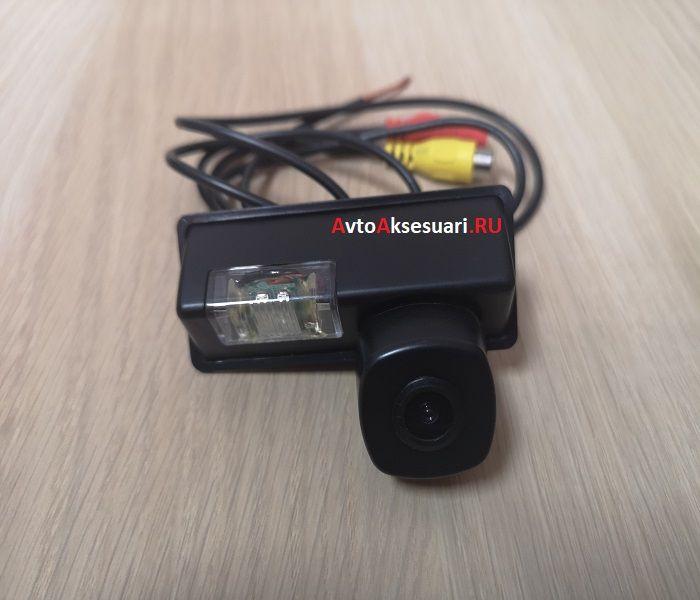 Камера заднего вида Nissan Almera G15Камера заднего вида Ниссан Альмера G15