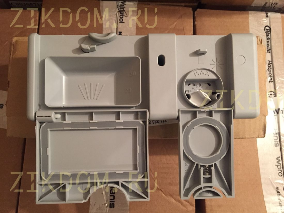Диспенсер моющих средств для посудомоечной машины Electrolux, Zanussi 1113338311