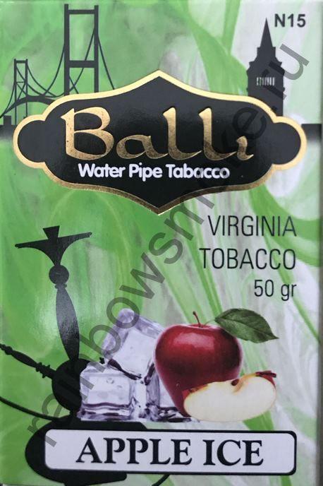 Balli 50 гр - Apple Ice (Яблоко Лед)