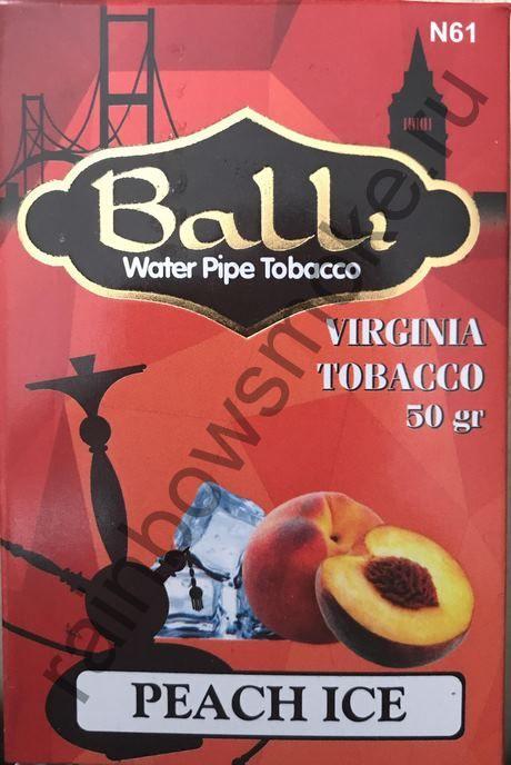 Balli 50 гр - Peach Ice (Ледяной Персик)
