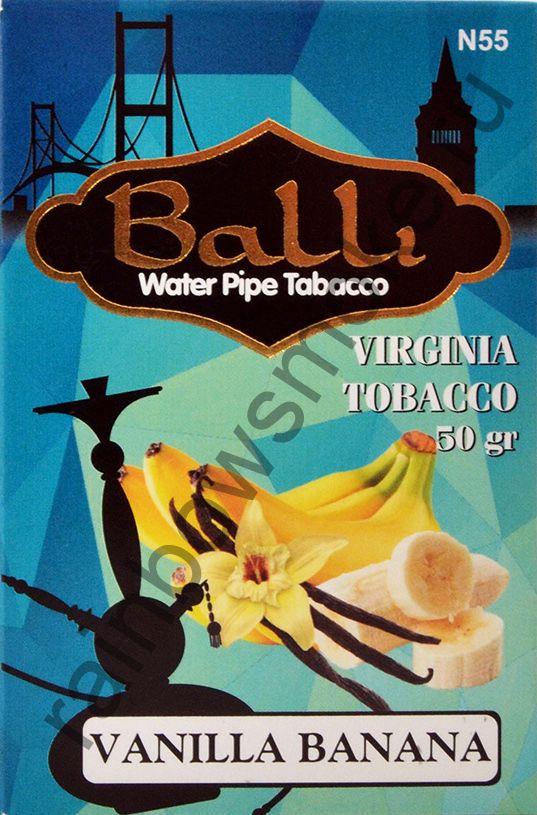 Balli 50 гр - Vanilla Banana (Ваниль Банан)