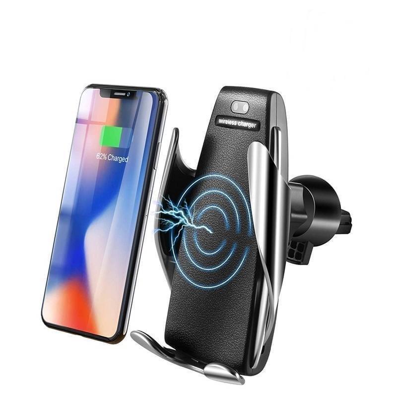Держатель для телефона с функцией зарядки Cosmo Plus
