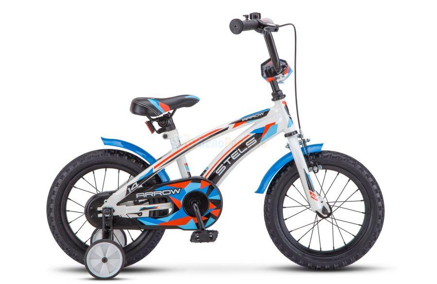 Велосипед детский Stels Arrow 14 V020 (2021)