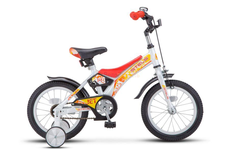 "Велосипед детский Stels Jet 14"" Z010 (2018)"